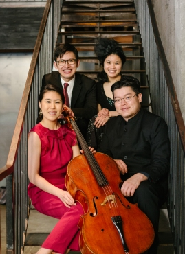 formosa-quartet